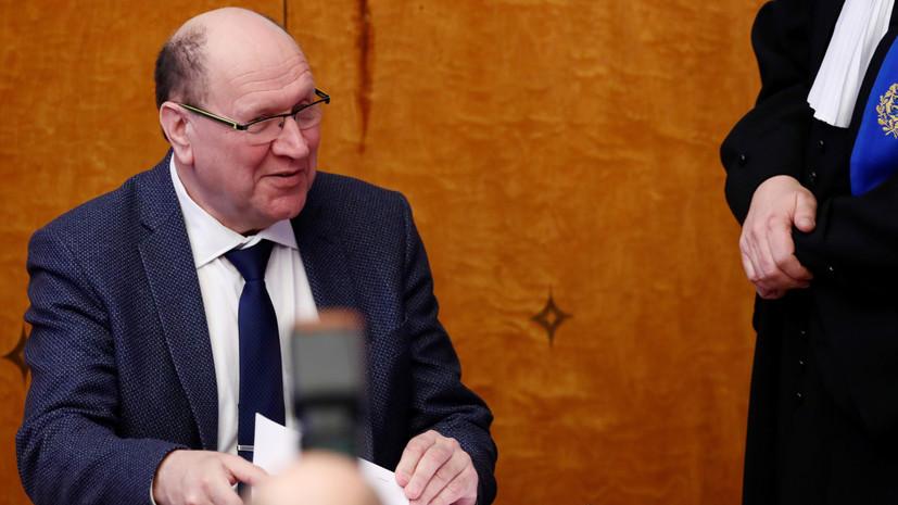 Глава МВД Эстонии оценил ситуацию с русским языком в стране