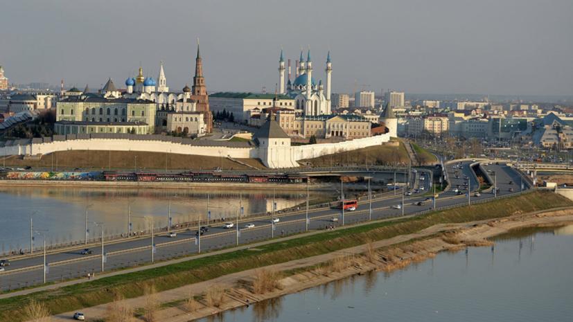В Казани ограничат движение транспорта из-за чемпионата Европы по триатлону