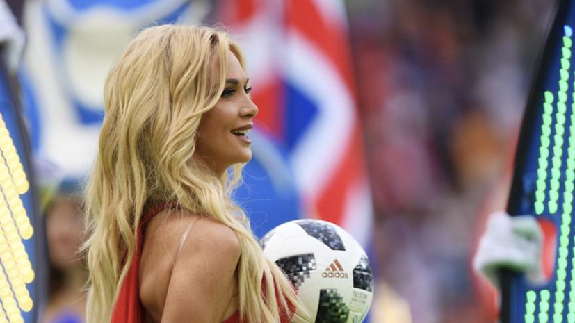 Лопырёва ответила на вопрос о нереализованном пенальти Смолова в матче с Хорватией на ЧМ