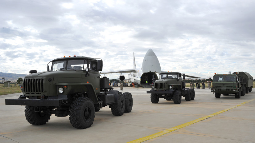 Аналитик оценил призыв в США ввести санкции против Турции из-за С-400