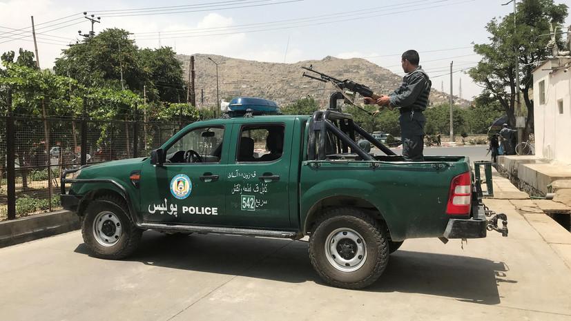 В Афганистане три боевика напали на гостиницу