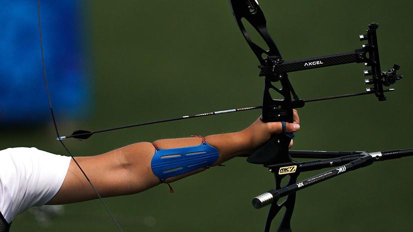 Россиянки завоевали серебро в стрельбе из классического лука на Универсиаде