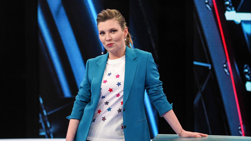 Скабеева назвала шизофренией внесение Малахова в базу «Миротворца»