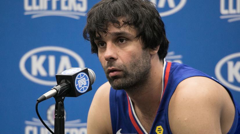СМИ: Экс-баскетболист ЦСКА Теодосич продолжит карьеру в Италии
