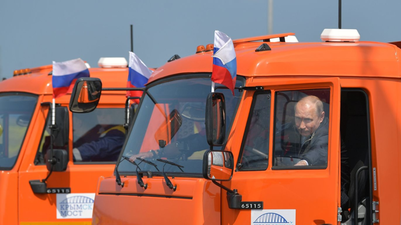 В Крыму отметили, что Зеленский взял пример с Путина