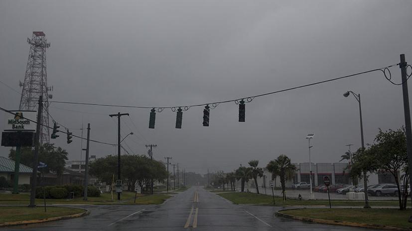 Жителей Луизианы предупредили об опасности урагана «Барри»