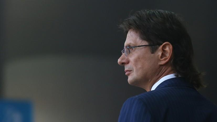 Федун отреагировал на победу «Спартака» в первом туре РПЛ