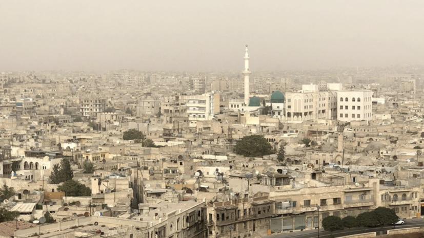 В Сирии боевики подорвали бомбу на пути патруля российской военной полиции