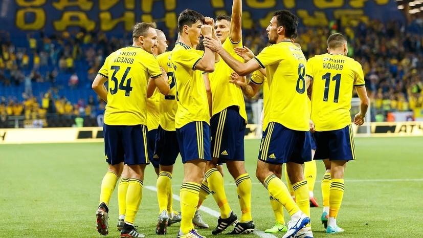 Карпин: в матче с «Оренбургом» были моменты, которые не понравились