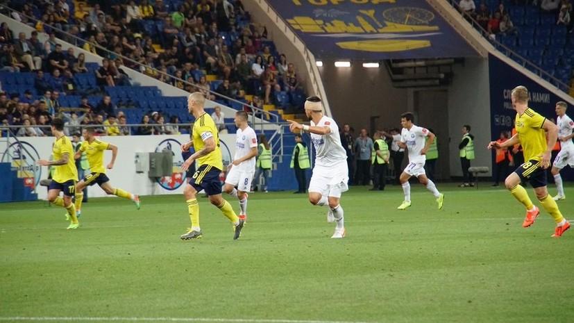 Федотов заявил, что ожидал от «Ростова» агрессивной игры