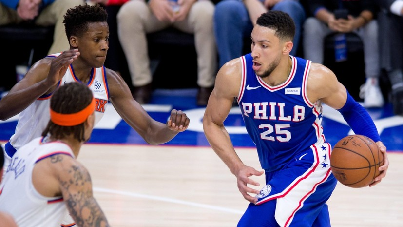 Звёздный плеймейкер «Филадельфии» Симмонс может отказаться от участия в Кубке мира по баскетболу