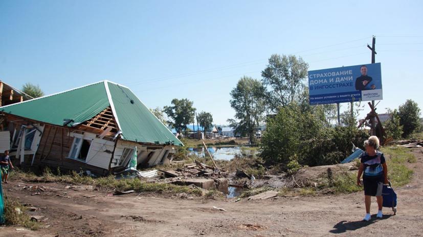 Для иркутского Тулуна спроектируют комплекс защитных сооружений