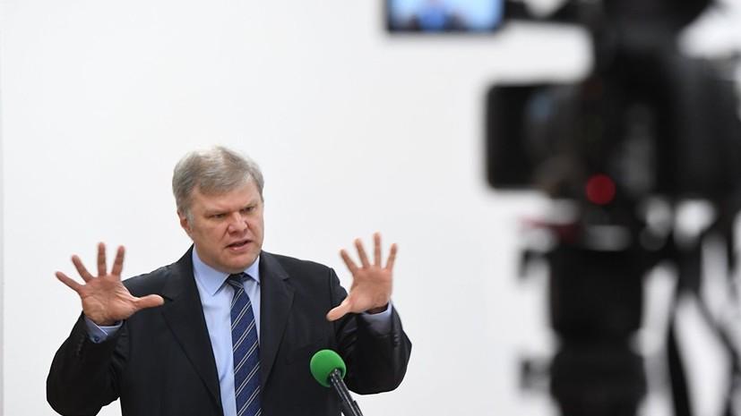 Митрохин намерен обжаловать решение о снятии его кандидатуры с выборов