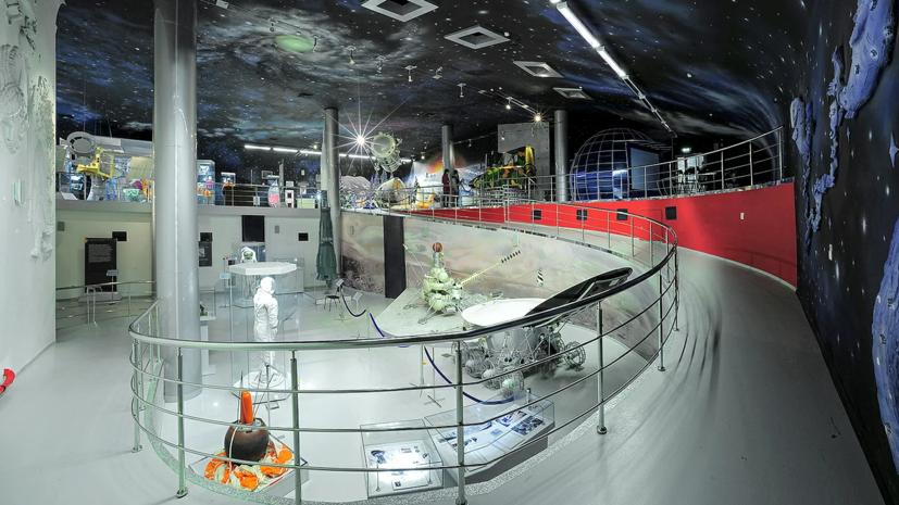 «Лунная неделя» пройдёт в Музее космонавтики в Москве с 18 по 21 июля