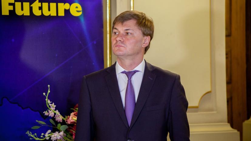 Врио главы ГФС написал заявление об уходе после обращения Зеленского