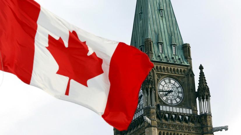 В Канаде сообщили о задержании своего гражданина в Китае