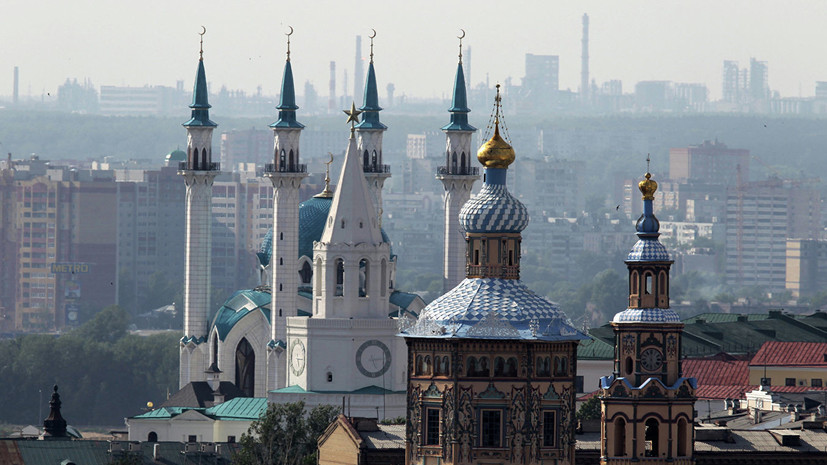 Синоптики предупредили о ветре до 20 м/с в Татарстане
