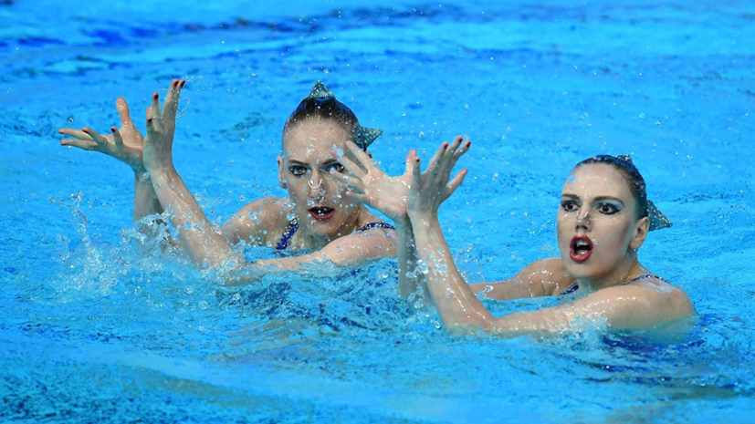 Синхронистки Колесниченко и Ромашина завоевали золото ЧМ в технической программе