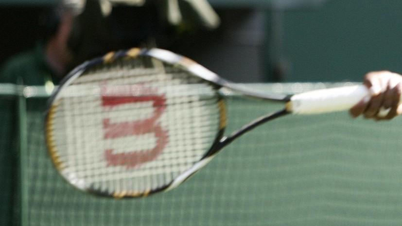Селехметьева и Бартоне проиграли в финале юниорского Уимблдона в парах