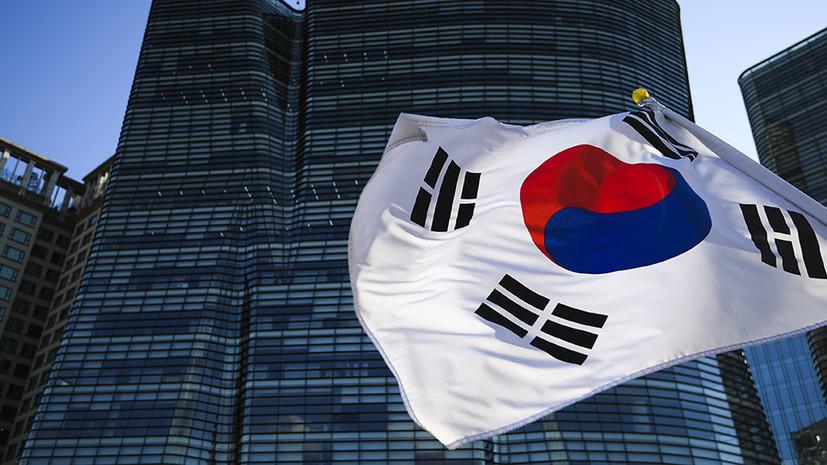 В аэропорту в Южной Корее 16 россиян не пустили в страну