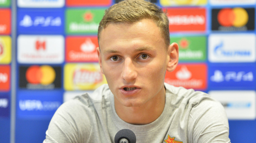 СМИ: «Вест Хэм» отказался от приобретения форварда ЦСКА Чалова