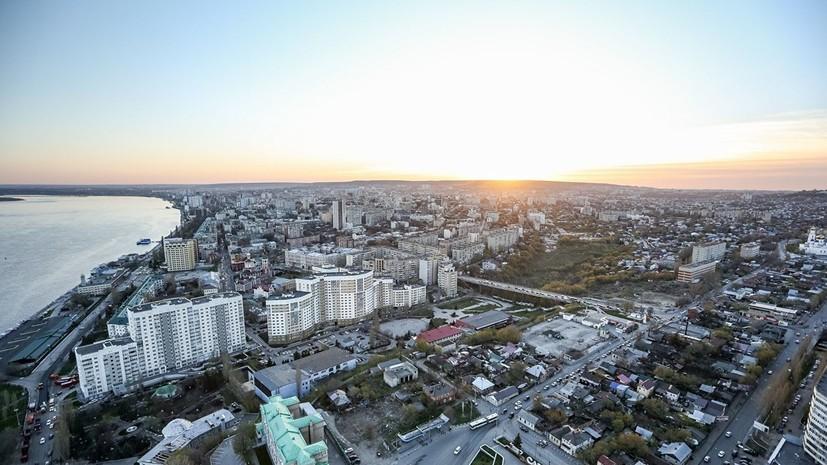Аэропорт Саратова приостановил работу после инцидента с Як-42