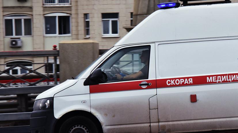 После ДТП с автобусом в Башкирии госпитализированы десять человек