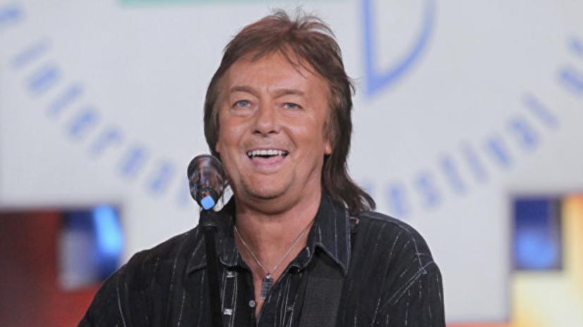 Британский музыкант Крис Норман прервал выступление в Петербурге