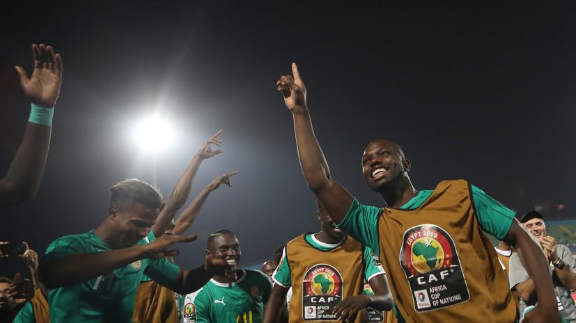 Три пенальти, помощь VAR и победный гол на 95-й минуте: как Сенегал и Алжир пробились в финал Кубка африканских наций