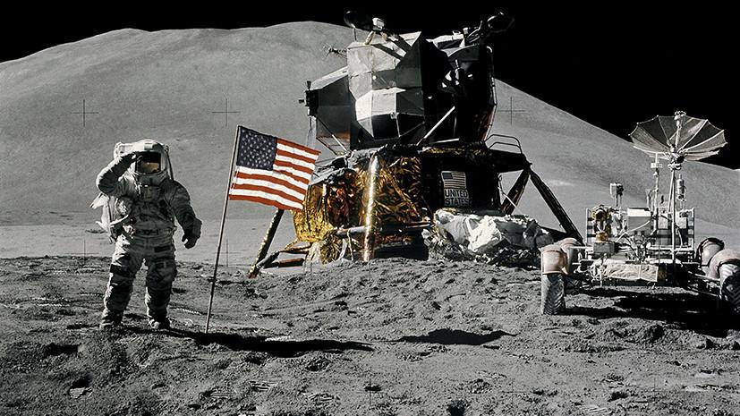 В NASA назвали политические риски помехой высадке на Луне
