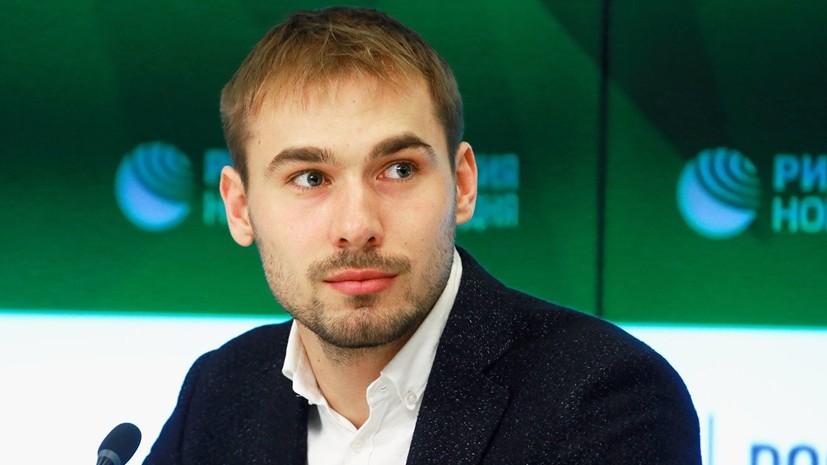 Шипулин подал документы для участия в выборах в Госдуму