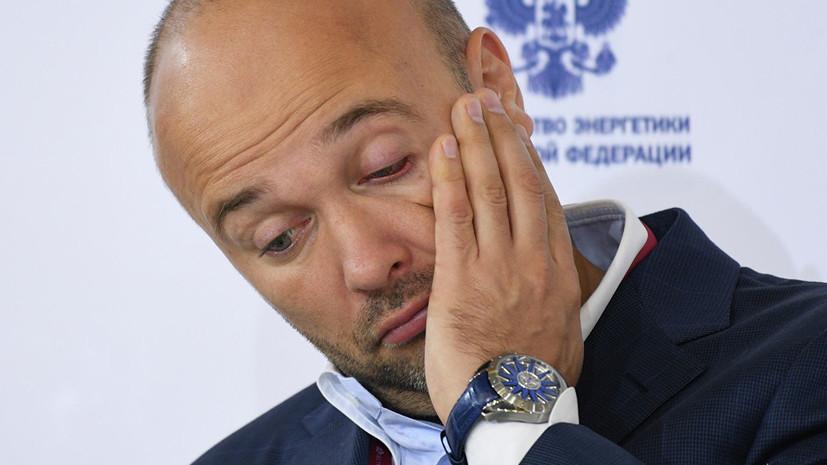 МВД просит арестовать основателя «Нового потока» Дмитрия Мазурова
