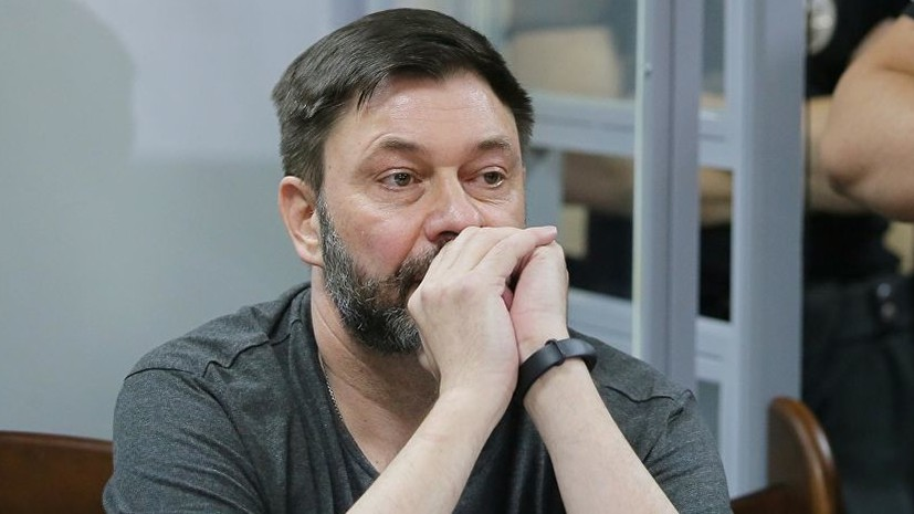 В Кремле следят за судебным процессом над Вышинским