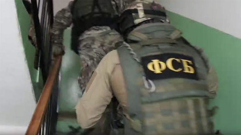 «Готовили нападения на полицейских и теракты»: ФСБ пресекла деятельность ячейки ИГ в Ростовской области