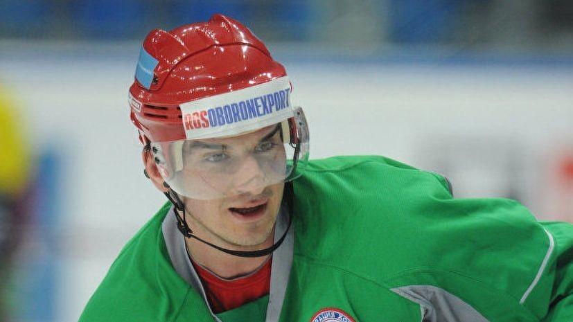 Хоккеист Жердев пройдёт просмотр в клубе ВХЛ
