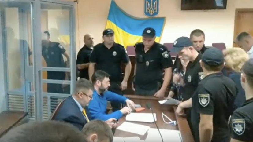 Заседание суда по делу Вышинского перенесли на 19 июля