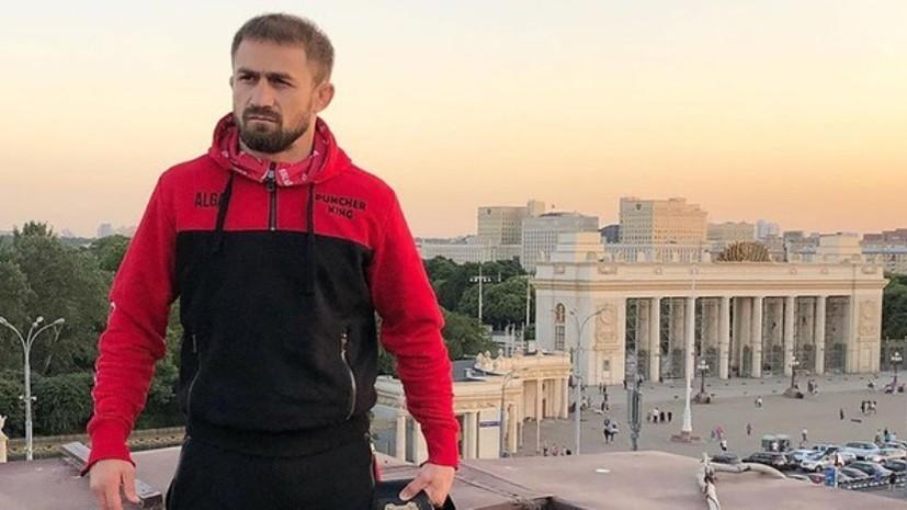 Багаутинов встретится с Жумагуловым на турнире Fight Night Global в Сочи