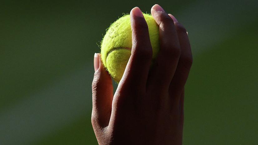 Российская теннисистка Флинк уступила Большовой-Задойновой на турнире в Бухаресте