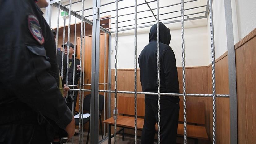 Суд в Москве арестовал криминального авторитета