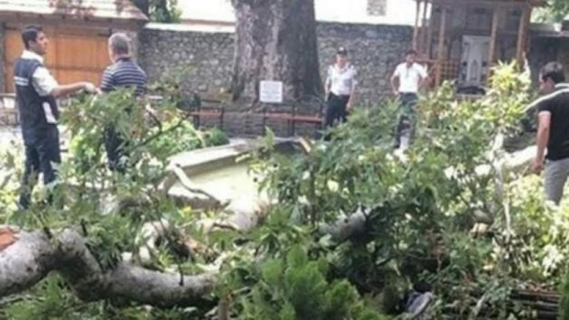 Умерла одна из пострадавших при ЧП во Дворце шекинских ханов