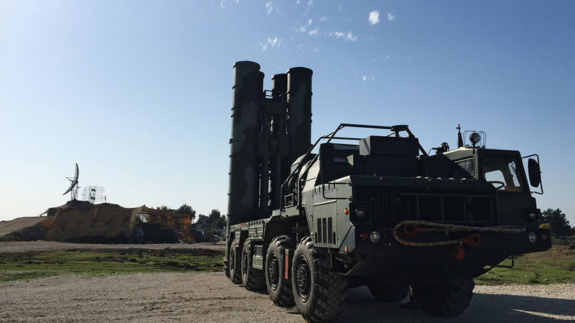 Эрдоган назвал сроки развёртывания С-400 в Турции