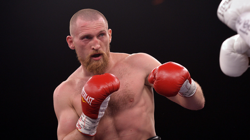СМИ: Экс-чемпион мира по боксу Кудряшов может дебютировать в ММА