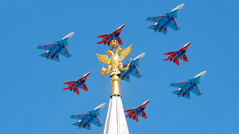 Эксперты из ФРГ заявили о возможном «неожиданном ударе» России