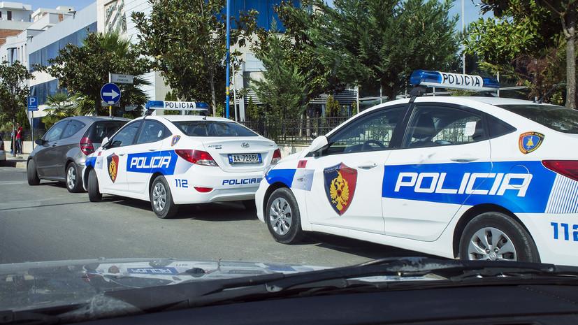 Источник: В Албании задержанный террорист назвал себя Марадоной