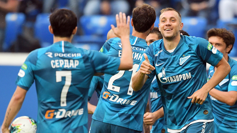Сенсационное поражение ЦСКА, два мяча «Зенита» за три минуты и шикарный гол «Ростова»: чем запомнился 1-й тур РПЛ