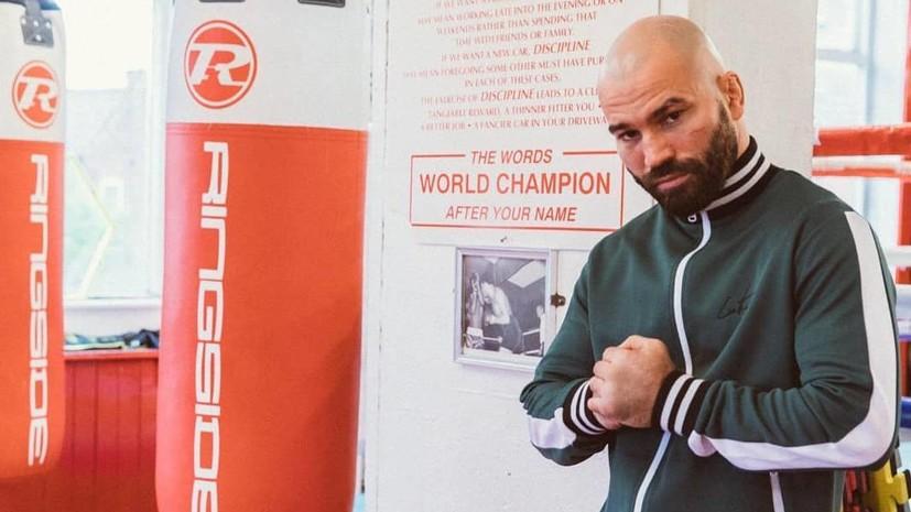 Лобов заявил, что хотел бы подраться с чемпионами мира по боксу