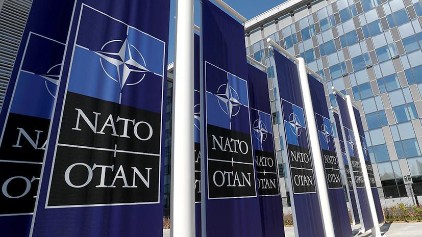 В Венгрии назвали условие снятия вето на переговоры Украины с НАТО
