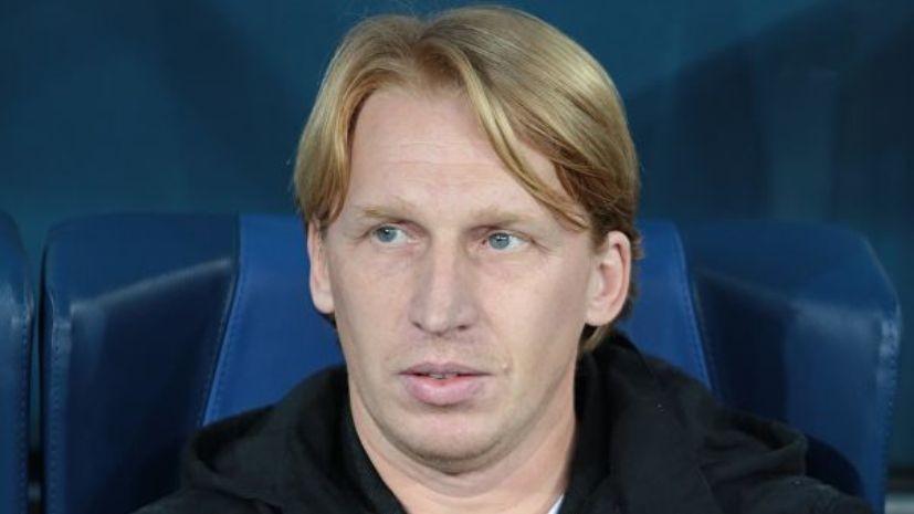 Главный тренер «Сочи» о признании ошибок арбитра Москалёва: три очка нам никто не вернёт