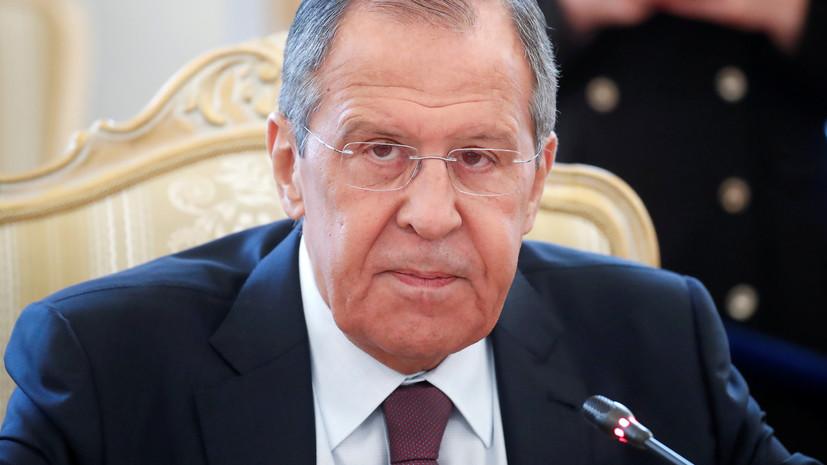 Лавров надеется, что Киев конвертирует кредит доверия в реальные дела
