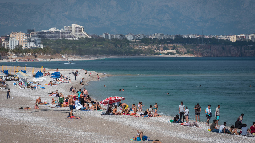 В АТОР рассказали о снижении цен для туристов в турецких отелях